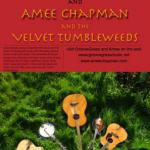 Groove Grass, Amee Chapman and The Velvet Tumbleweeds